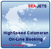 Sea Jets - Online Booking System