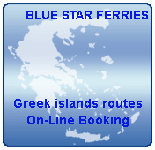 BlueStar Ferries. BOOK ON LINE - Get your confirmation NOW !